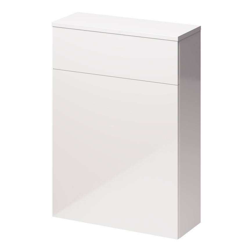 Cistern Unit - Gloss White