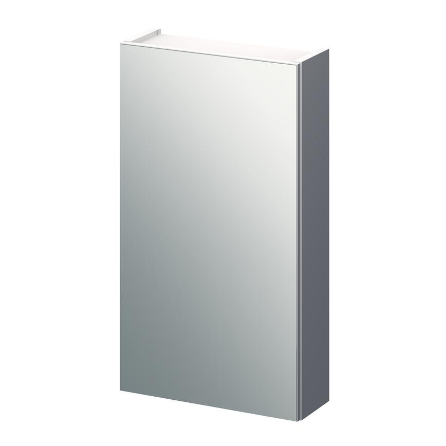 1 Door Mirror Cabinet 400mm