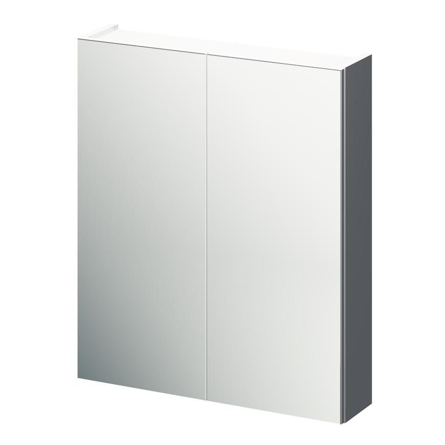 Mirrored Wall Mounted Unit