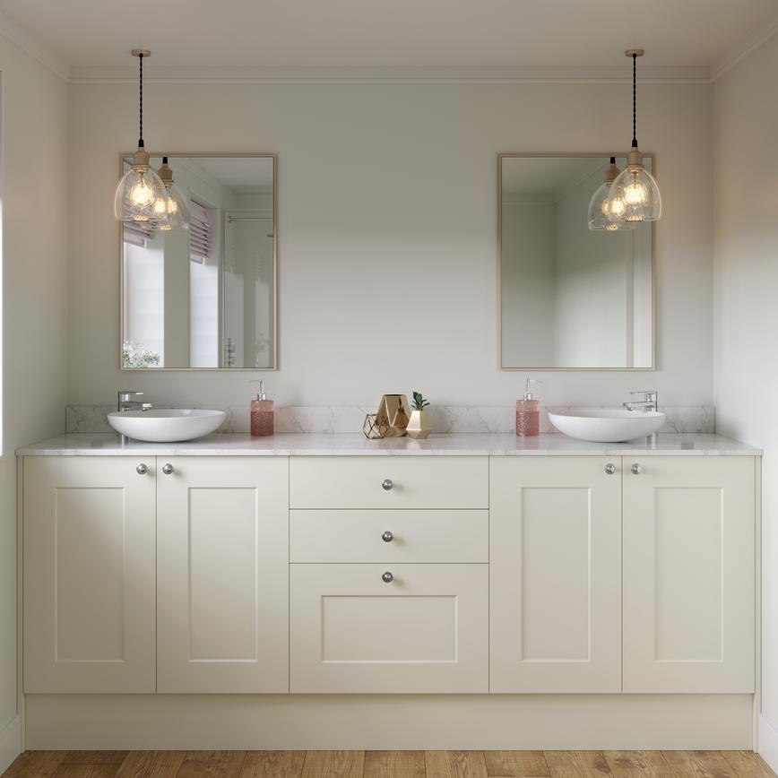 Chelford Ivory Bathroom