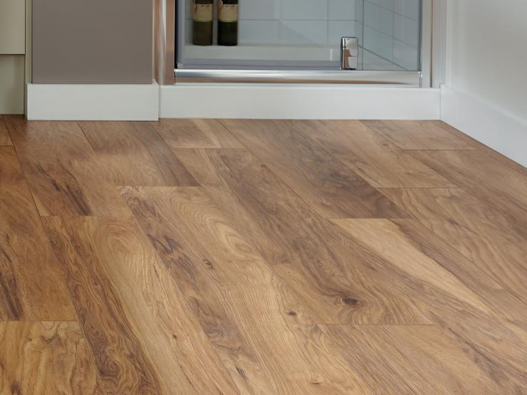Clerkenwell Gloss Flint Grey Bathroom Flooring