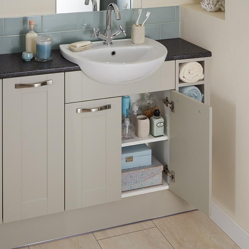 Burford Cashmere Vanity Unit