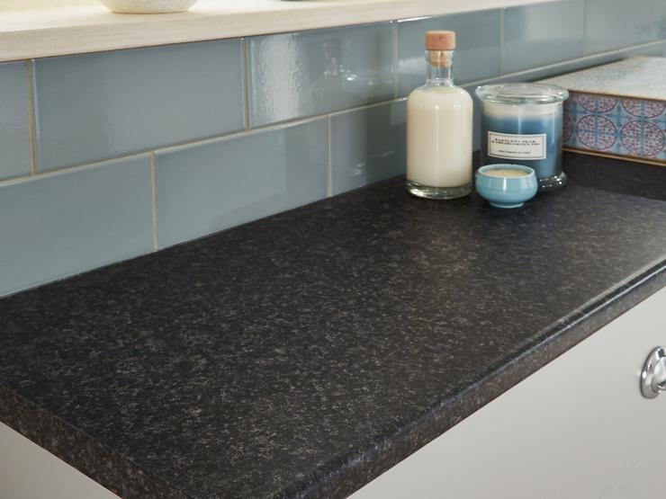 Jet Matt Laminate Worktop