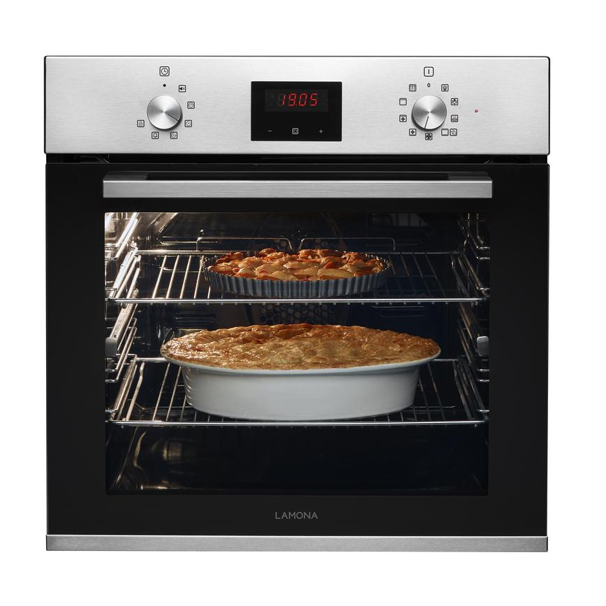 Lamona Pyrolytic Multi-Function Oven