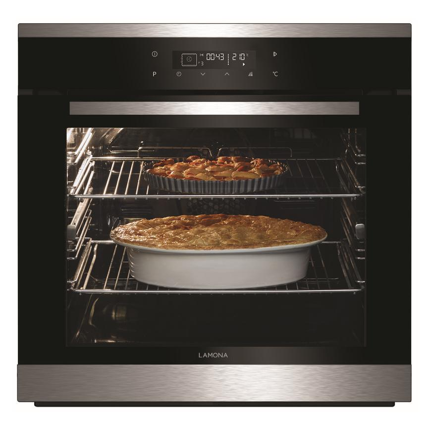 Lamona Touch Control Pyrolytic Multi-Function Oven