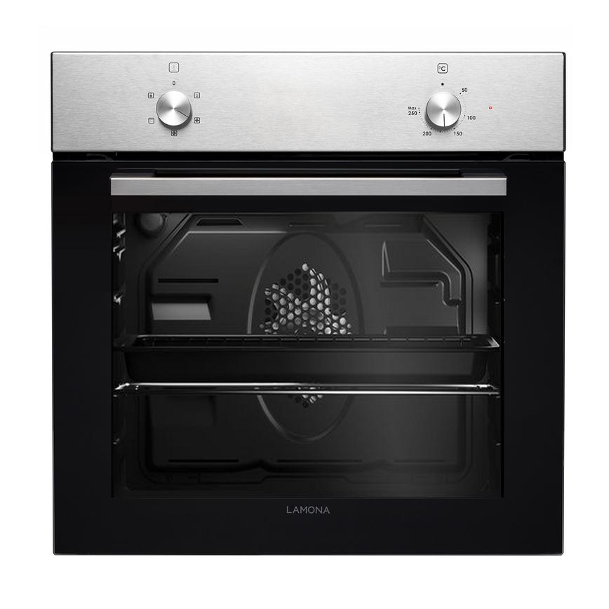 Lamona LAM3450 Built In Electric 60cm Stainless Steel Single Oven