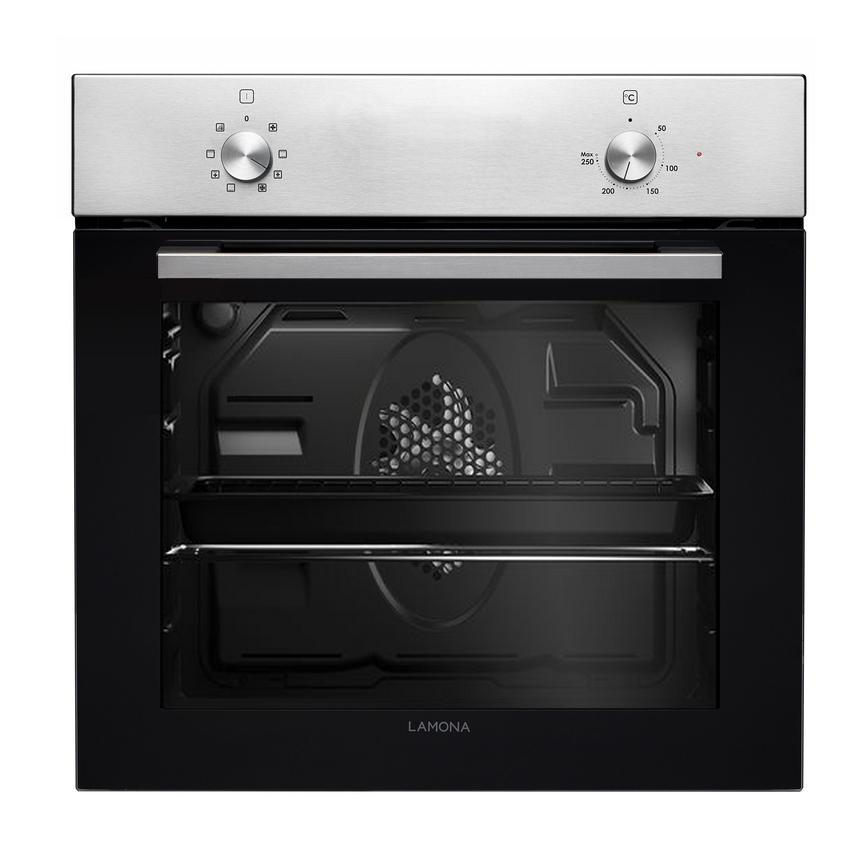 Lamona LAM3650 Built In Electric 60cm Stainless Steel Single Oven