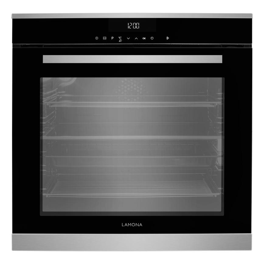 Lamona LAM3675 Built In Electric 60cm Stainless Steel Single Oven