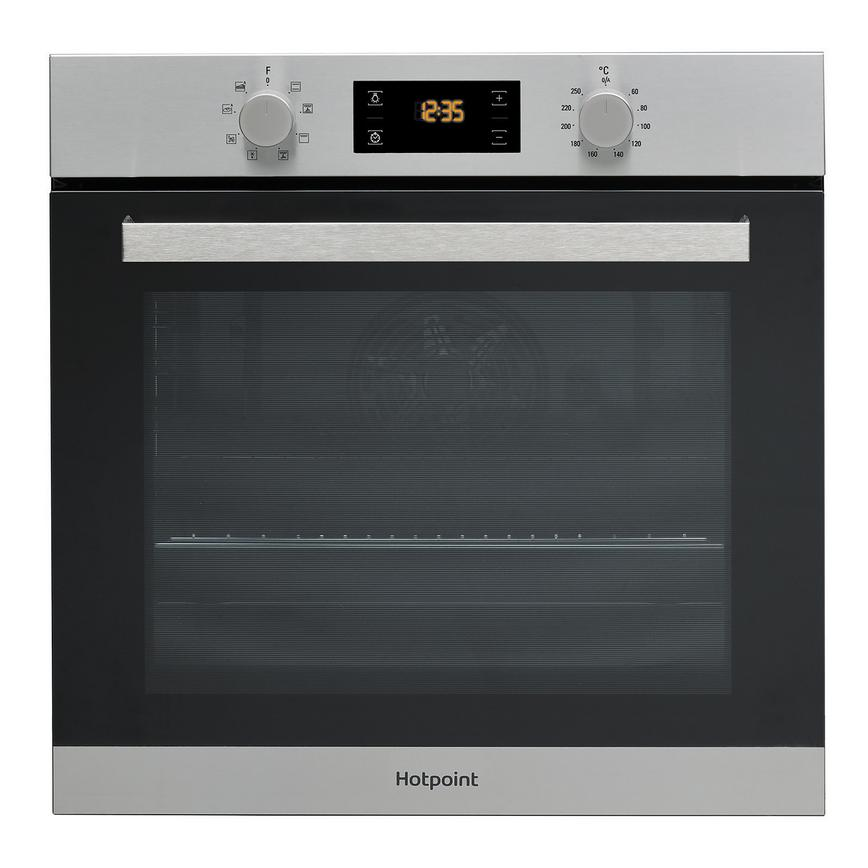 Hotpoint SA3544C IX Stainless Steel Built In Single Oven