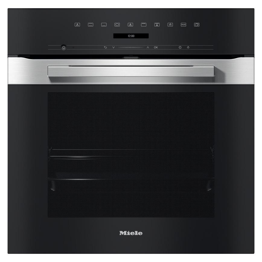 Miele 60cm Pyrolytic Pureline Oven H7260BP