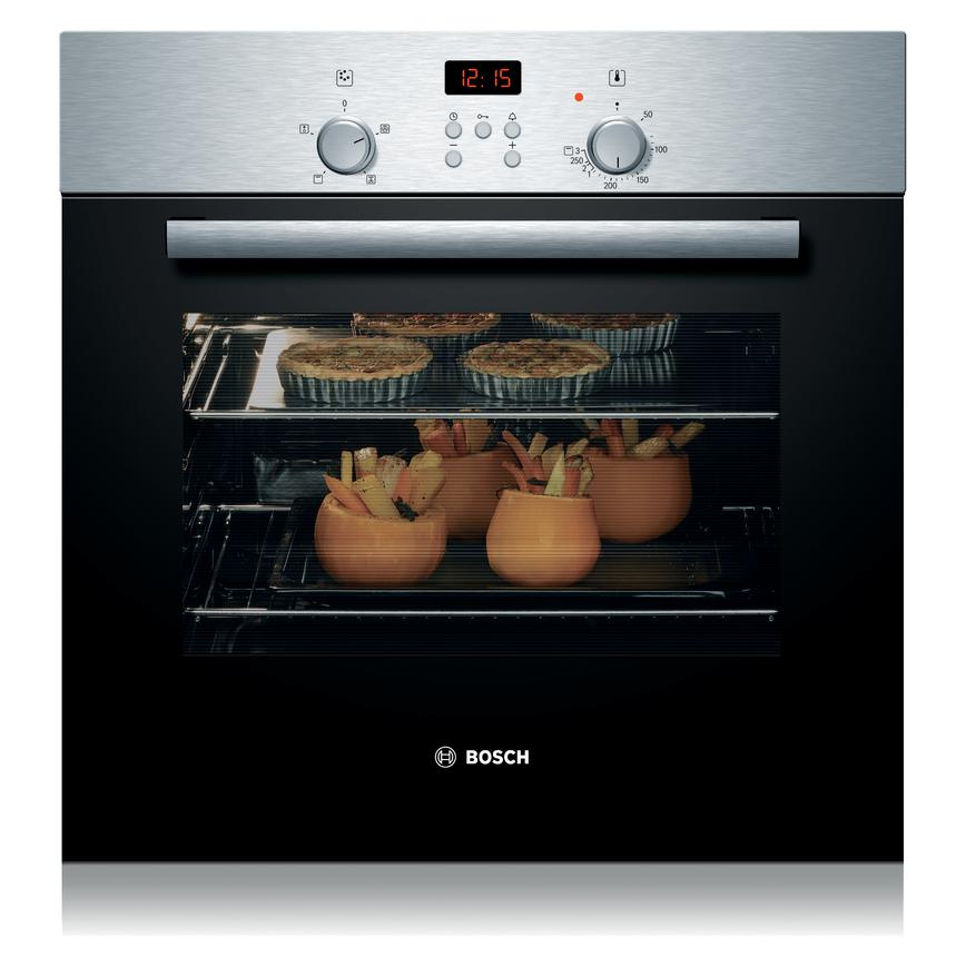 Bosch Standard Single Fan Oven
