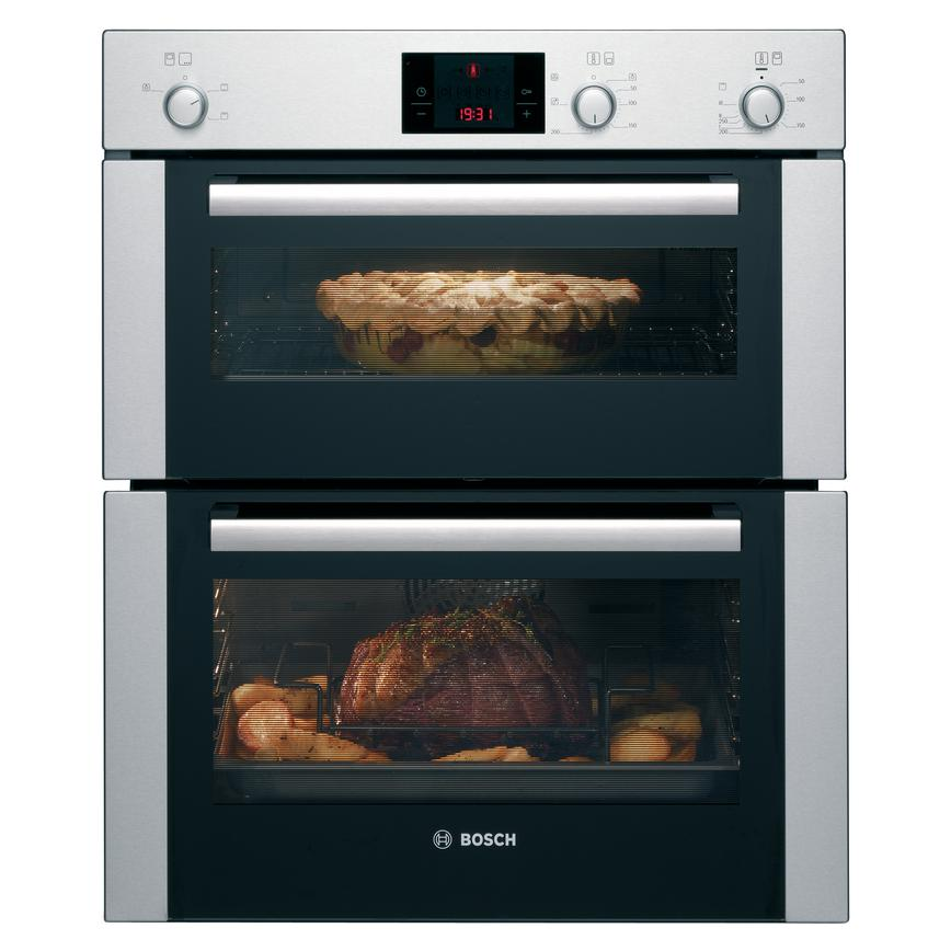 Bosch Built-Under Double Fan Oven
