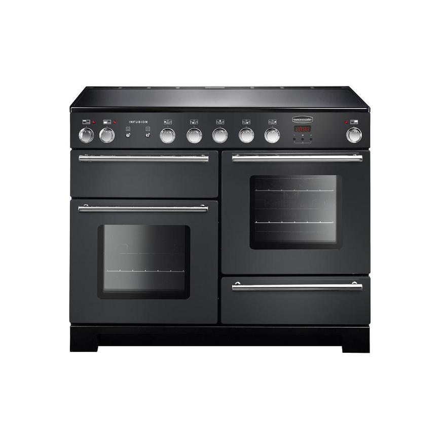 Rangemaster Infusion INF110EISL 110cm Induction Slate Range Cooker