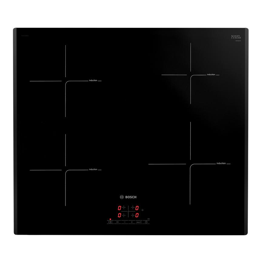 Bosch PIE651BB1E Serie 4 60cm Black Induction Hob