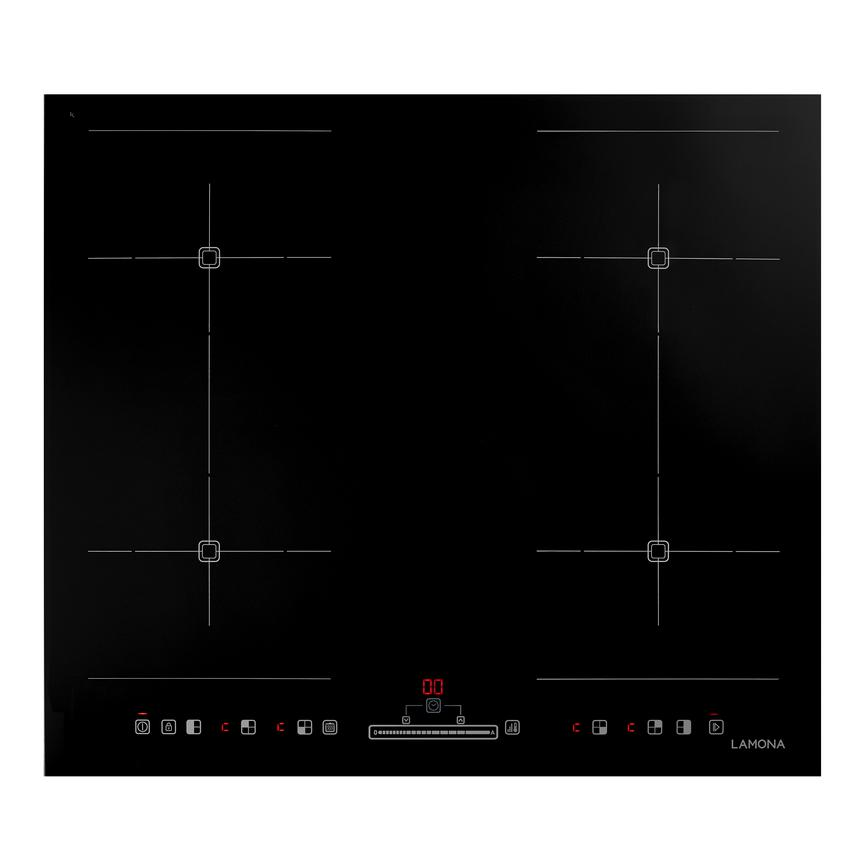 Lamona LAM1850 60cm Black Electric Induction Hob