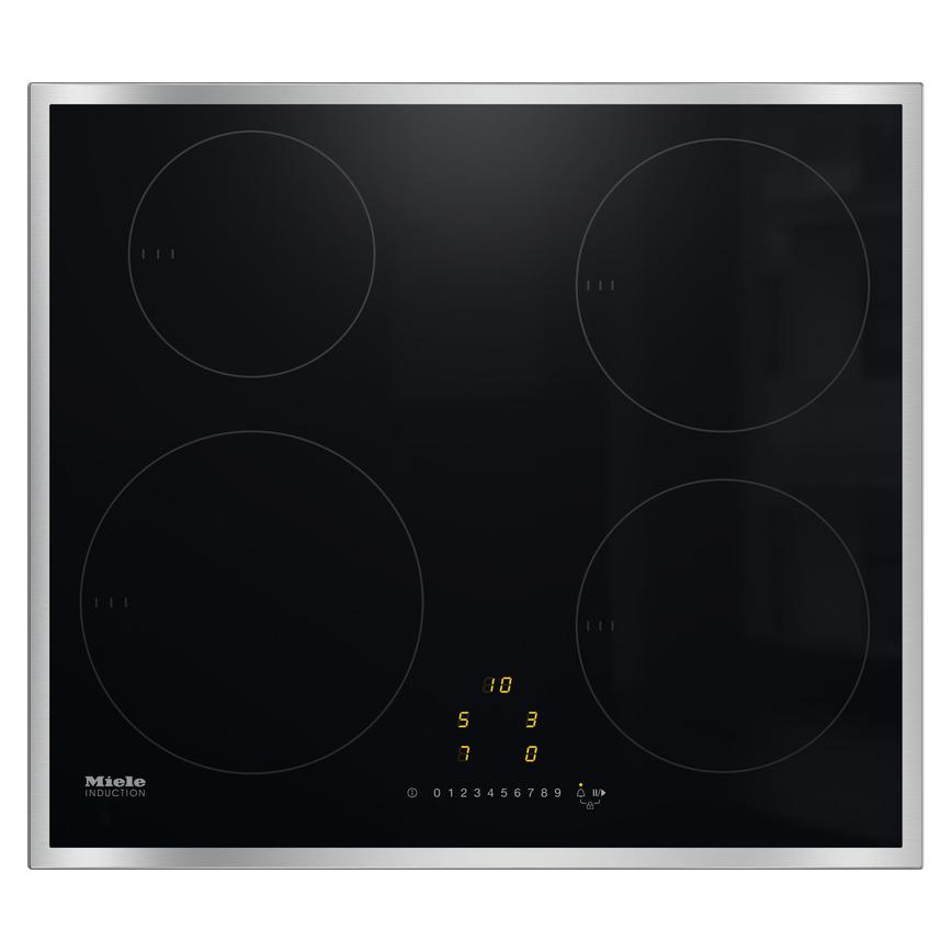 Miele 60cm 4 Zone T/C Induction Hob KM7201FR