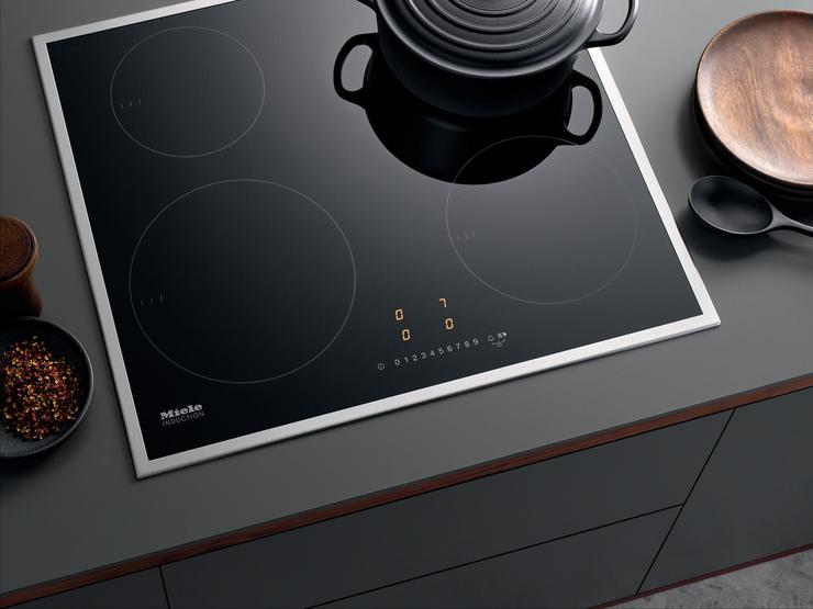 Miele Induction Hob Lifestyle