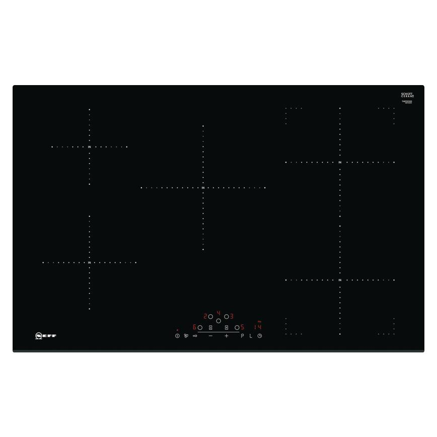 Neff 5 Zone CombiZone Induction Hob
