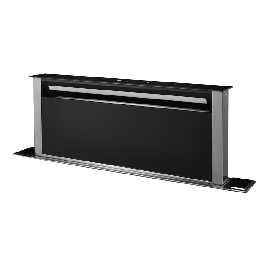Neff D95DAP8N0B 90cm Black Downdraft Cooker Hood