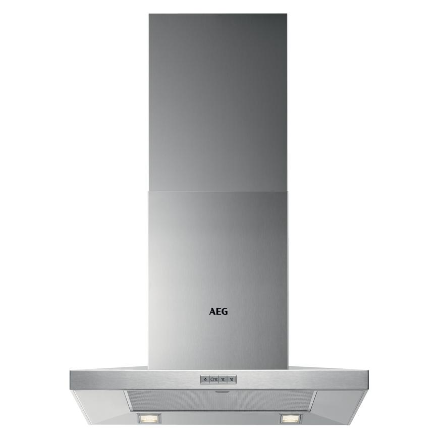 AEG DKB3650HM 60cm Stainless Steel Chimney Cooker Hood
