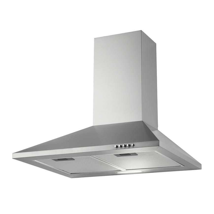 Lamona LAM2410 60cm Stainless Steel Chimney Cooker Hood