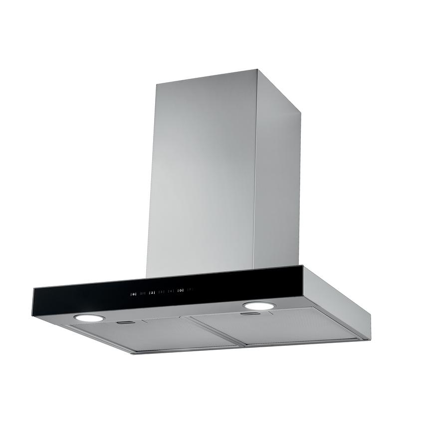Lamona LAM2875 60cm Stainless Steel Chimney Cooker Hood