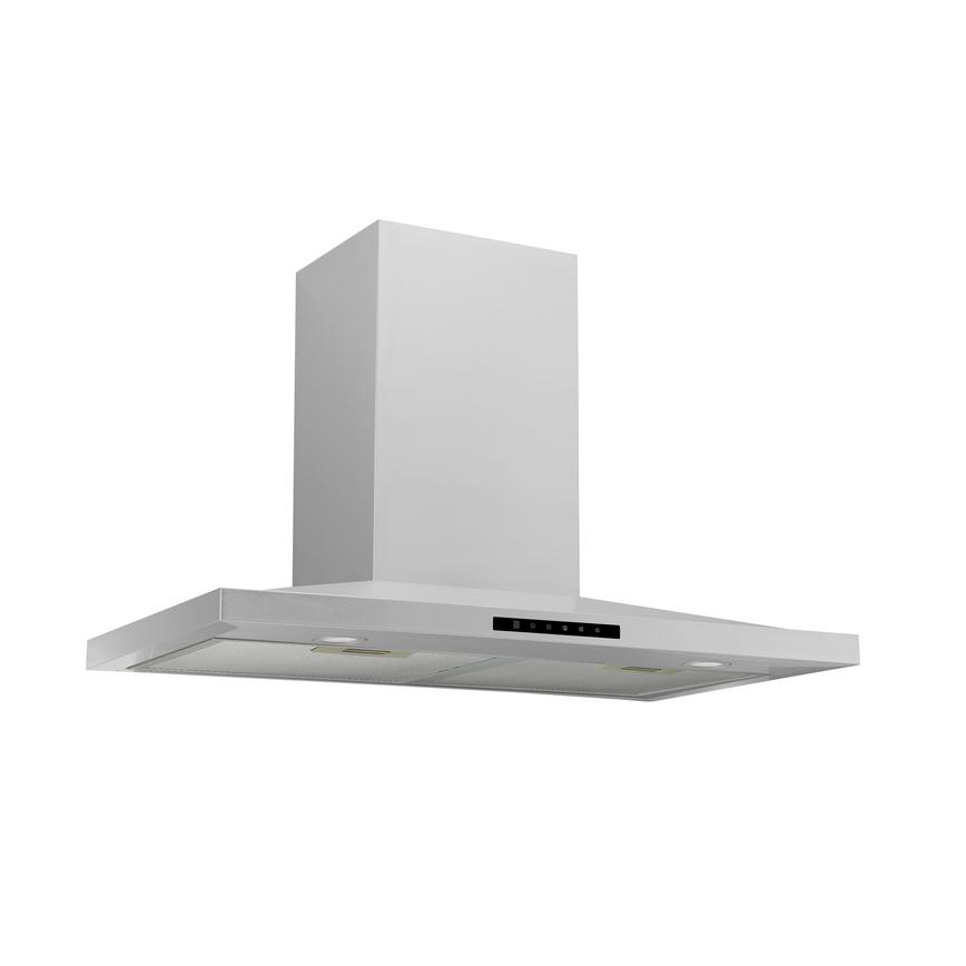Lamona LAM2475 60cm Stainless Steel Chimney Cooker Hood