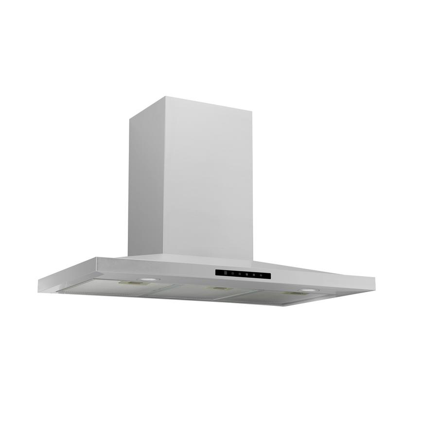 Lamona LAM2476 90cm Stainless Steel Chimney Cooker Hood