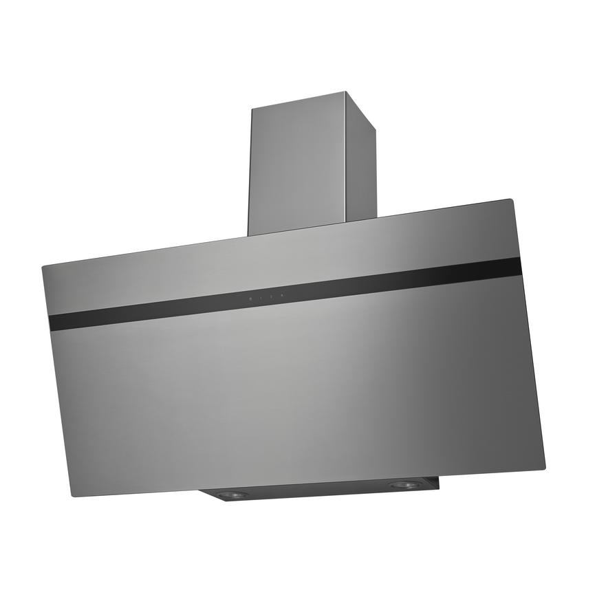Lamona LAM2705 90cm Stainless Steel Chimney Cooker Hood