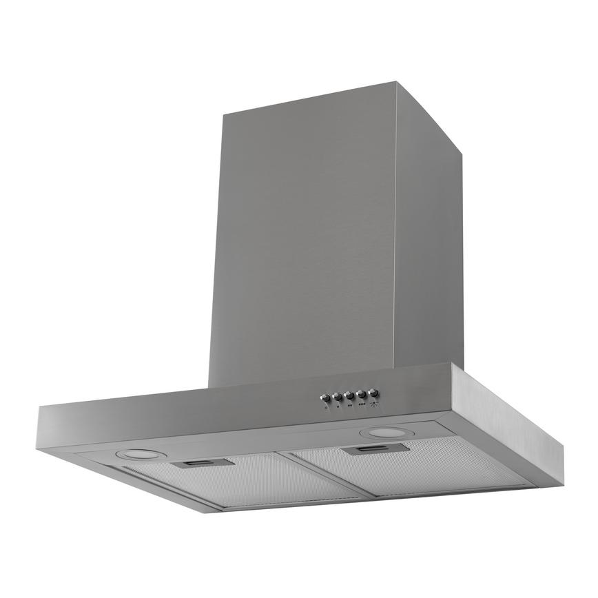 Lamona LAM2801 60cm Stainless Steel Chimney Cooker Hood