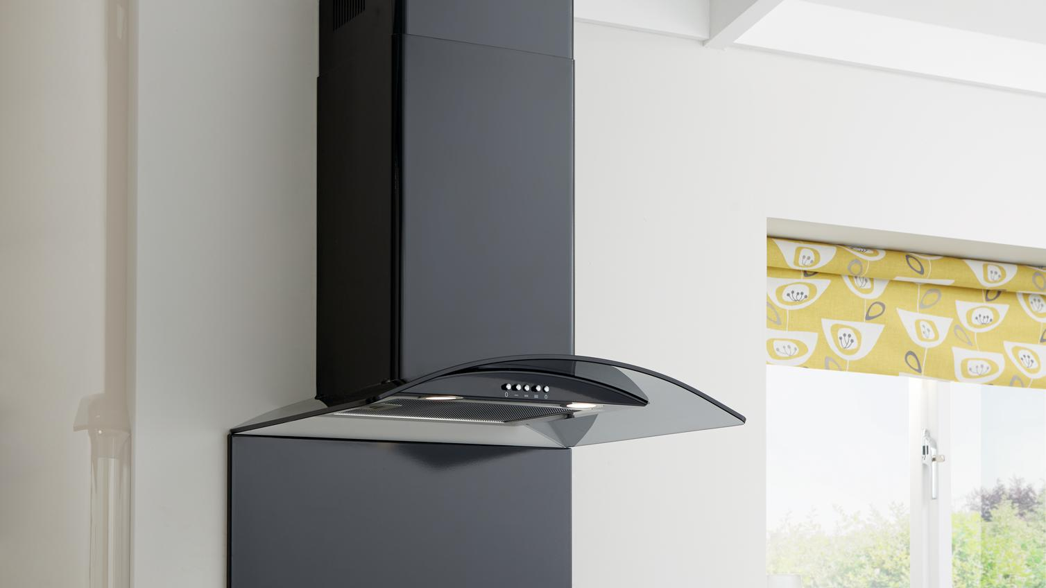 Lamona Curved Glass Extractor