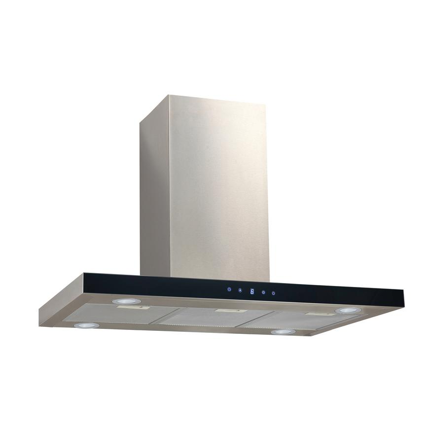 Lamona LAM2851 90cm Stainless Steel Chimney Cooker Hood