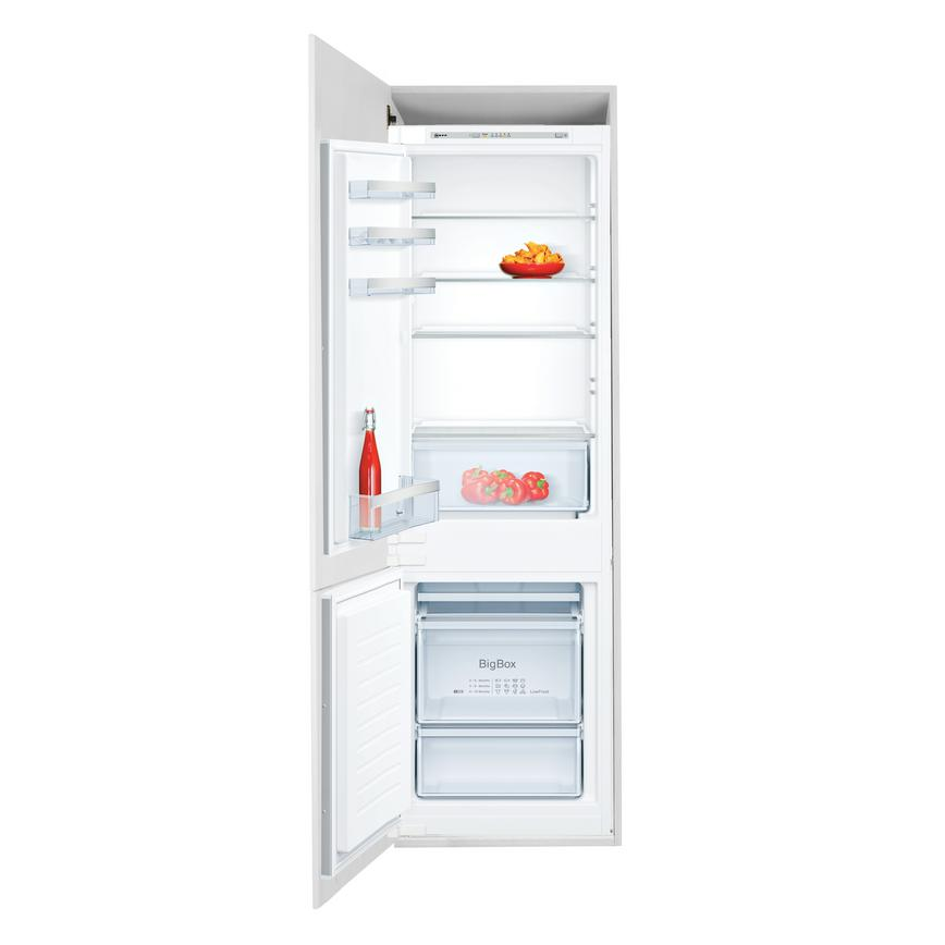 Neff KI5862S30G Integrated 70/30 White Fridge Freezer