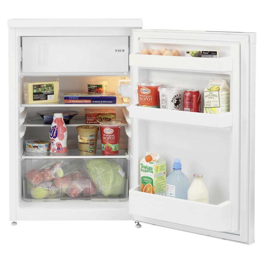 Beko UR584AP Freestanding White Fridge
