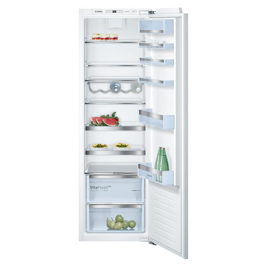 Bosch KIR81AF30G Serie 6 Integrated White Fridge