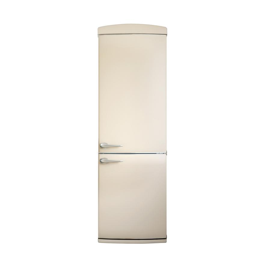 Allendale Cream RH Retro Fridge Freezer Door Closed