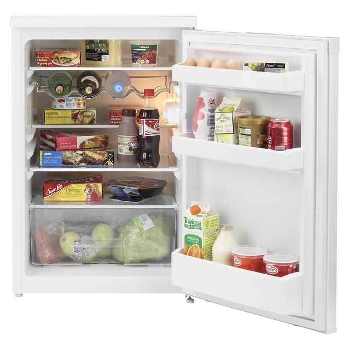 Beko UL584APW Freestanding White Fridge