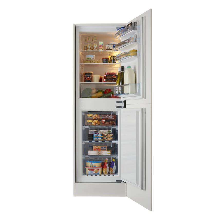 Bosch KIV32X23GB Integrated 50/50 White Fridge Freezer
