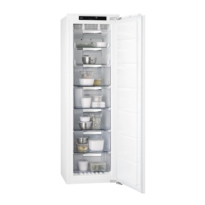 AEG Int Full Height Larder Freezer ABK818E6NC