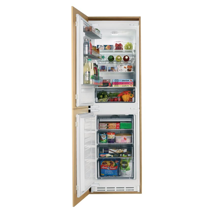 Lamona LAM6250 Integrated 50/50 White Fridge Freezer