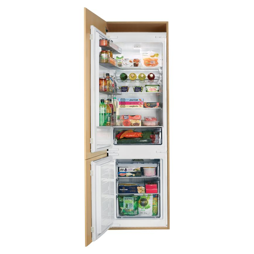 Lamona LAM6350 Integrated 70/30 White Fridge Freezer
