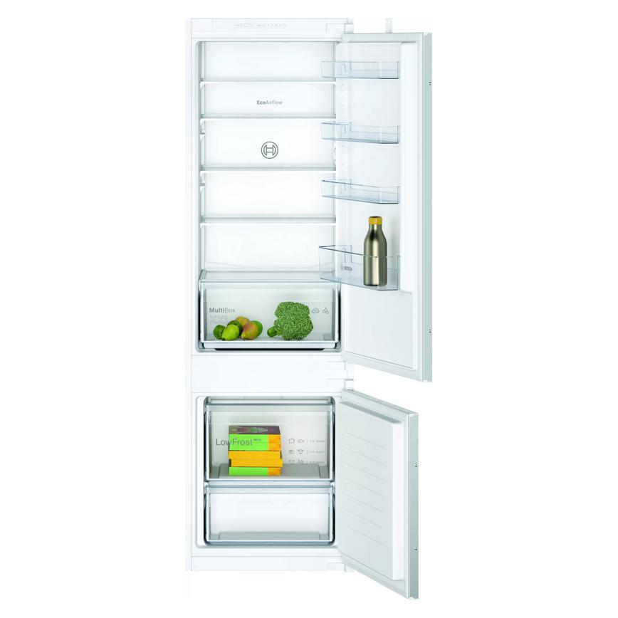 Bosch KIV87NSF0G Integrated Fridge Freezer Cut Out