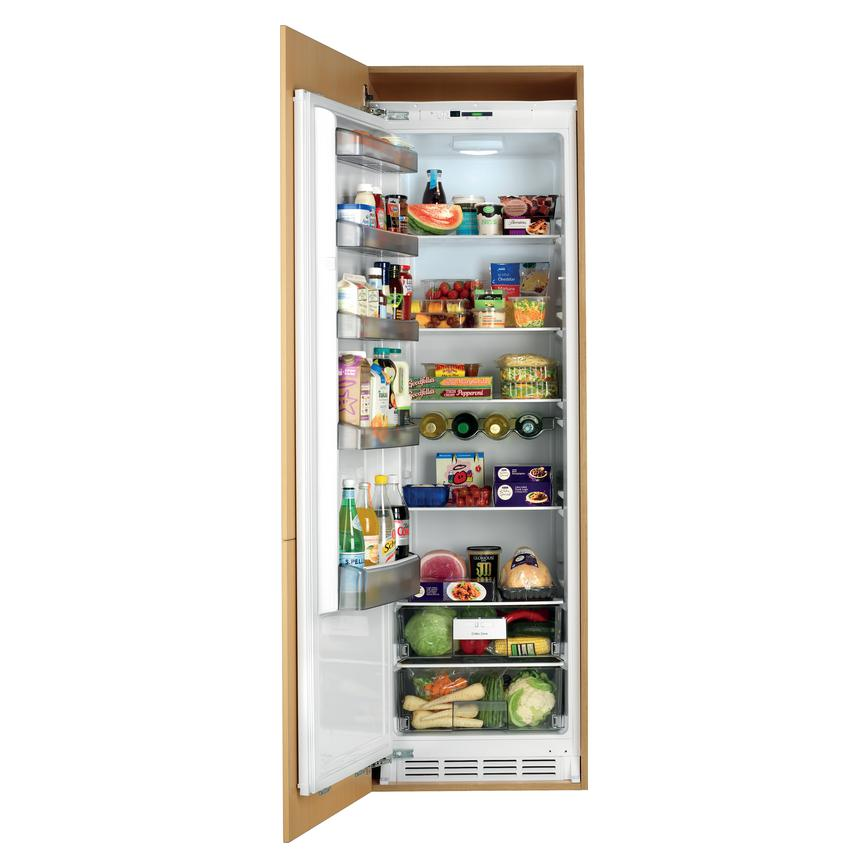 Lamona LAM6700 Integrated White Fridge
