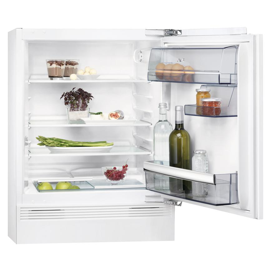 AEG SKK5821HAF Integrated White Fridge