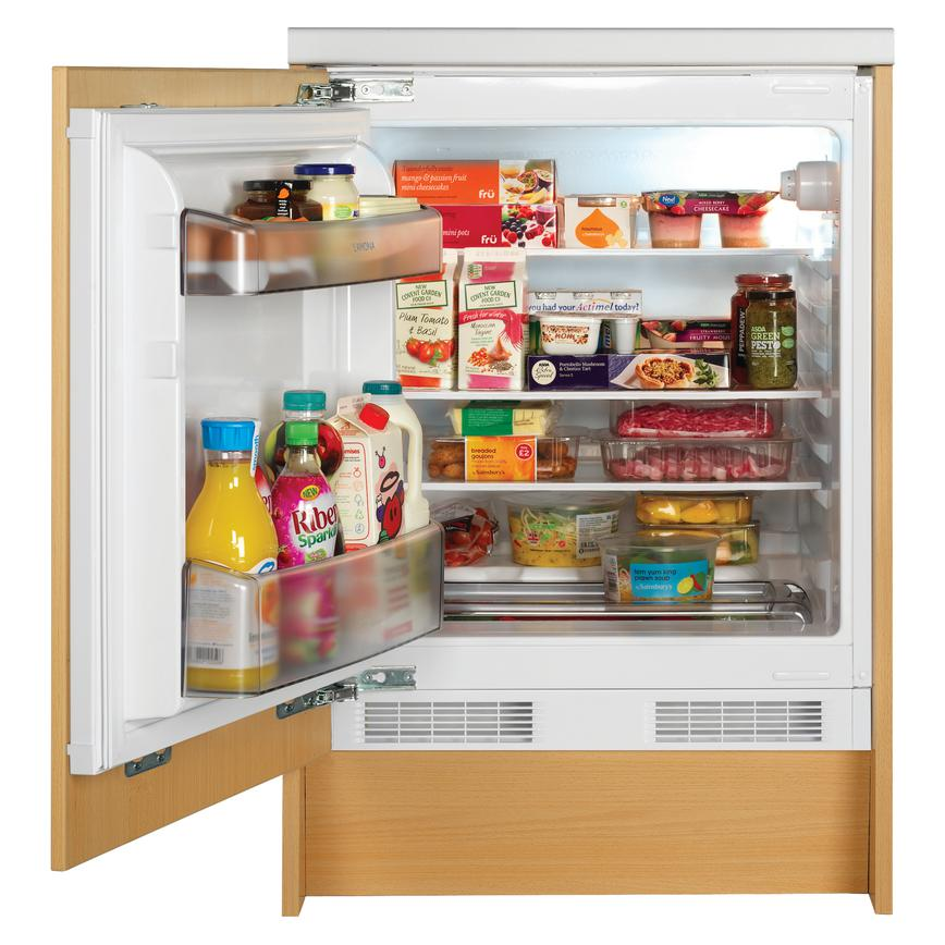 Lamona HJA6312 Integrated White Fridge
