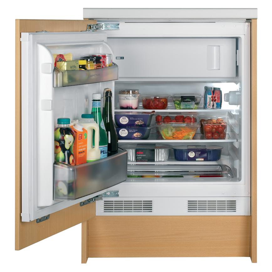 Lamona HJA6132 Integrated White Fridge