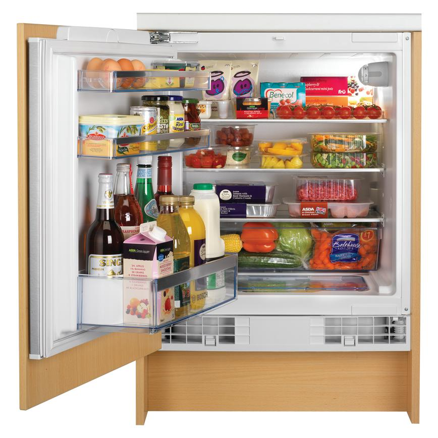 Bosch KUR15A50GB Integrated White Fridge