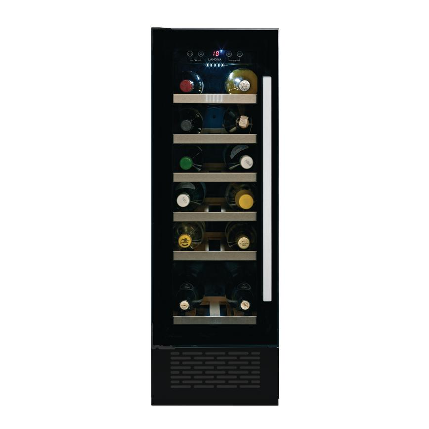 Lamona Black Integrated Drinks Cooler