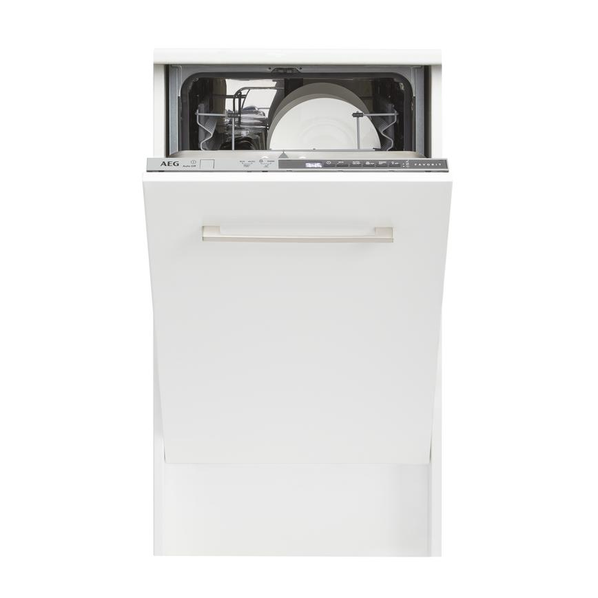 AEG FSB51400Z Integrated Slimline Stainless Steel Dishwasher