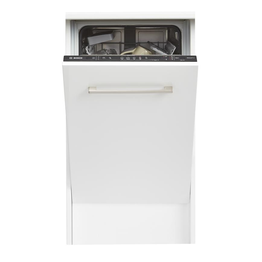 Bosch SPV25CX00G Integrated Slimline Stainless Steel Dishwasher